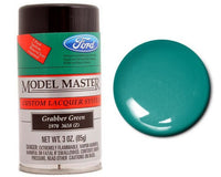 Testors Grabber Green, Ford® - Gloss 28116 3oz. Spray Auto Lacquer - shore-line-hobby