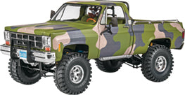 Revell 85-7226 1/24 '78 GMC® Big Game Country Pickup Plastic Model Kit