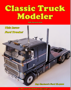 Classic Truck Modeler Magazine Jul-Aug 2019