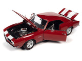 Autoworld American Muscle 1967 Nickey Chevy Camaro Z/28 Hardtop 1:18 Diecast