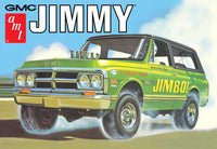 AMT 1972 GMC Jimmy 1:25 Plastic Model Kit Truck 1219