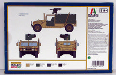 M998A1 Humvee Armored Vehicle Italeri 6511 New - Shore Line Hobby  - 2