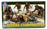Italeri  German Sturmtruppen 6399 1/35 Figures Soldiers Plastic Model Kit New