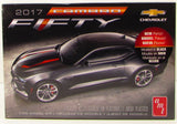 AMT 2017 Chevy Camaro Fifty Years 1035 1/25 New Plastic Model Car Kit - Shore Line Hobby
