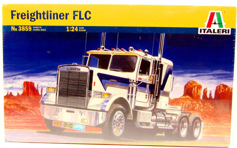 Italeri 3859 Freightliner FLC 1/24 New Plastic Model Truck Kit