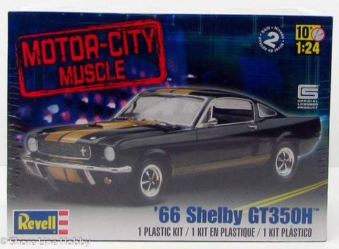 Revell Shelby Mustang GT350H Plastic Model Kit 1/24 2482
