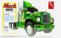AMT 1039 Mack R685ST Semi Tractor Plastic Model Kit 1/25 - shore-line-hobby