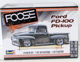 Revell Ford FD-100 Pickup Foose 85-4426 1/25 New Truck Plastic Model Kit - shore-line-hobby
