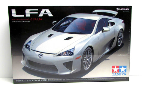 Tamiya Lexus LFA 24319 1/24 New Plastic Model Car Kit