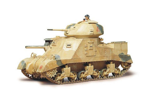 Tamiya M3 Grant MkI British Medium Tank 35041 New Armor Plastic Model Kit