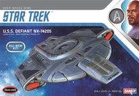 Polar Lights USS Defiant NX-74205 1/1000 Snap Assembly Model Kit - Shore Line Hobby