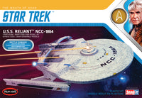 Star Trek Wrath of Khan USS Reliant NCC-1864 1:1000 Plastic Model Kit