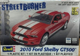 2010 Ford Shelby GT500 1/25 Revell Monogram Plastic Model Car Kit - shore-line-hobby
