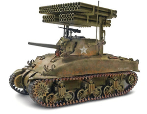 Sherman M4A1 Screamin' Mimi Revell 7863 1/32 Plastic Model Kit