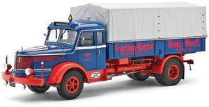 Krupp Titan SWL80 Long Haul Truck Model Kit Revell Germany 1/24 07559
