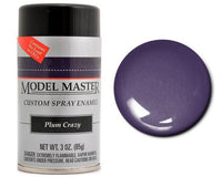 Testors 2950 3oz. Spray Model Master Enamel Plum Crazy