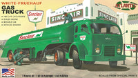 Vintage Gas Truck Plastic Model Kit 1/48 Atlantis Models 1402