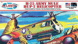 Atlantis 1/48 H25A Army Mule Helicopter (formerly Aurora) 502 - shore-line-hobby