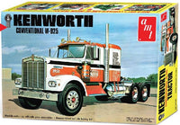 AMT Kenworth W-925 Truck 1021 1/25 Plastic Model Building Kit - shore-line-hobby