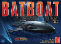 AMT Batman Returns Batboat Plastic Model Kit 1025 - Shore Line Hobby