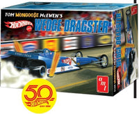 Tom Mongoose McEwen Fantasy Wedge Dragster 1/25 AMT - shore-line-hobby