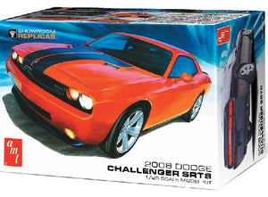 AMT 1075 2008 Dodge Challenger SRT8 1:25 Plastic Model Kit