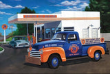 1950 Chevrolet 3100 (UNION 76) Pickup Truck 1/25 AMT 1076