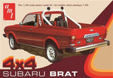 1978 Subaru Brat (2 in 1) Stock or Custom AMT 1128 1/25 - shore-line-hobby