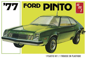 AMT 1129 1977 Ford Pinto 1/25 Plastic Model Kit - shore-line-hobby