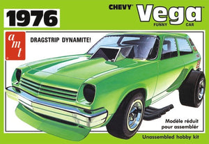 AMT 1976 Chevy Vega Funny Car 1/25 1156 Plastic Model Kit
