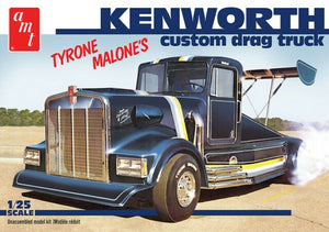 AMT Tyrone Malone Kenworth Custom Drag Truck 1/25 Plastic Model Kit 1157