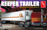 AMT Models Reefer Semi Trailer 1/24 Plastic Model Kit 1170