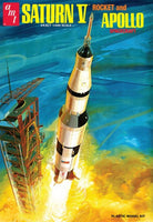 Saturn V Rocket and Apollo Spacecraft 1/200 AMT Models 1174 - Shore Line Hobby