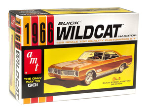 AMT 1966 Buick Wildcat 1/25 Scale Model Kit