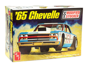 AMT 1965 Chevy Chevelle Modified Stocker 1/25 1177 Plastic Model Kit