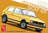 AMT 1978 Volkswagen Golf GT1 Car 1/25 1213 Plastic Model Kit - Shore Line Hobby