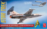 AMT 1:48 Star Trek F-104 Starfighter Plastic Model Kit 953 - Shore Line Hobby