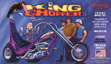 Tom Daniel's Way Out Custom King Chopper II Three-Wheel Show Cycle 1/8 Atlantis - Shore Line Hobby