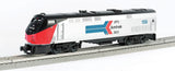 Bachmann Industries General Electric Genesis Scale Diesel Phase I Anniversary #156 O Scale Train