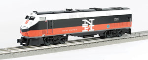 Bachmann Industries General Electric Genesis Diesel New Haven #228 O Scale Train