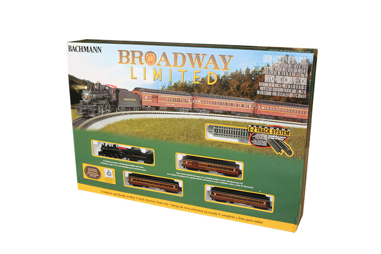 Bachmann Trains N Scale Broadway Limited - Shore Line Hobby