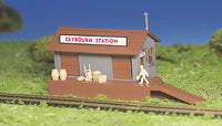 Bachmann Trains HO Freight Station 45171 - Shore Line Hobby
