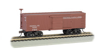 Pennsylvania Lines Old Time Box Car HO 72304 - Shore Line Hobby