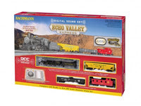 ECHO VALLEY EXPRESS WITH DIGITAL SOUND (HO SCALE) 825 - Shore Line Hobby