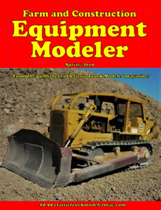 Farm and Construction Equipment Modeler - shore-line-hobby