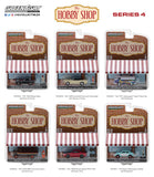 Greenlight Collectibles 97040 1:64 The Hobby Shop Series 4 Assortment - Shore Line Hobby