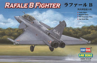 Hobby Boss Rafale B Jet Fighter Airplane Model Building Kit - Shore Line Hobby