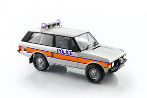 Italeri Range Rover Police Version 1/24 3661 Plastic Model Kit