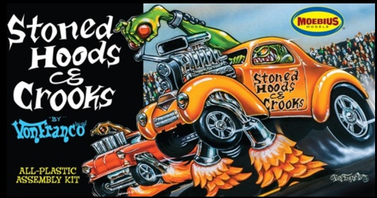1/25 Von Franco's Stoned Hoods & Crooks Custom Car