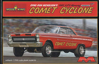 Dyno Don Nicholson's 1965 A/FX Mercury Comet Cyclone Drag Car (Ltd Prod) 1/25 Moebius/Model King